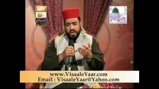 Muhammad Afzal Noshahi Interview In Qtv Program Naat Zindagi Hai.By Visaal
