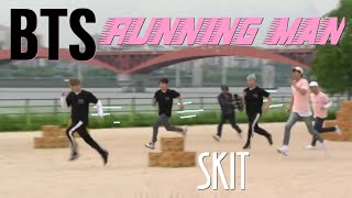 Running man ft. BTS, such a great episode - Skit