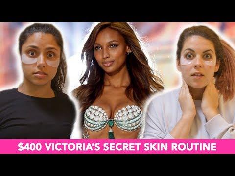 Xxx Mp4 Trying The 400 Victoria S Secret Model Skincare Routine 3gp Sex