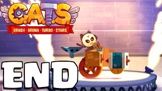THE FINAL PROMOTION..... | C.A.T.S | Crash Arena Turbo Stars Gameplay END!