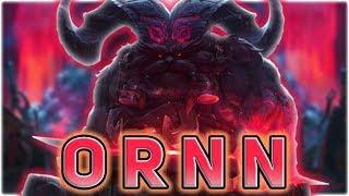 ORNN IS BY FAR MY NEW FAVORITE TANK!! New Champion Ornn Top Gameplay/Spotlight - PBE