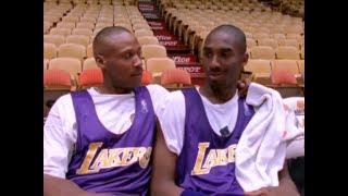 Kobe Bryant: NBA Rookie Year Highlights |Teenager Doing Work!