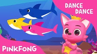 Baby Shark   Dance Dance Pinkfong   Pinkfong Songs for Children