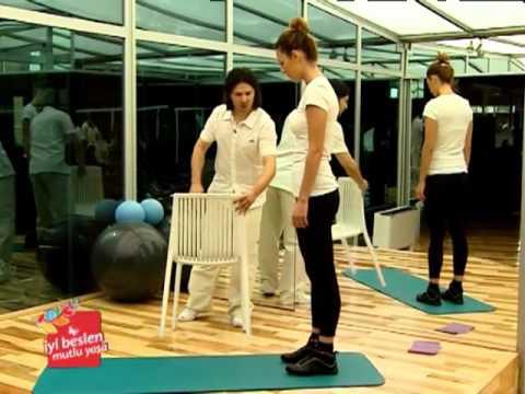 Sıkı ve Düzgün Selülitsiz Seksi Bacaklar İçin Egzersizler sporsaglikdiyet