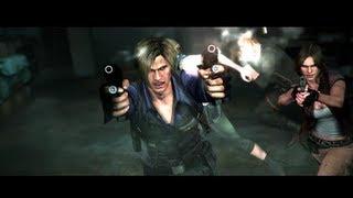 Resident Evil 6 - E3 Official Trailer (PEGI)