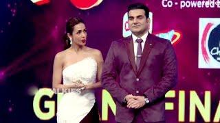 Malaika Arora & Arbaaz Khan IGNORE Each Other At Power Couple Grand Finale