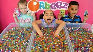 ORBEEZ Challenge | Shopkins | LEGO Minifigures  |  MLP Prizes #2 | Toys AndMe