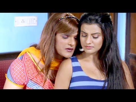 Xxx Mp4 अक्षरा सिंह और खेसारी का ऐसा वीडियो नहीं देखा होगा Comedy Scene From Bhojpuri Movie 2017 New 3gp Sex