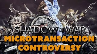 Shadow of War Microtransaction Controversy - The Know Gaming News