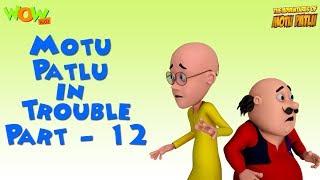 Motu Patlu in Trouble - Compilation Part 12 - As seen on Nickelodeon