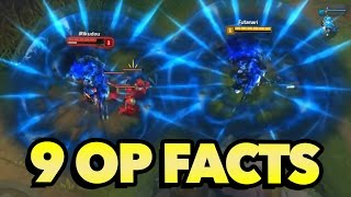 9 OP Facts About The ASSASSIN REWORKS - League of Legends