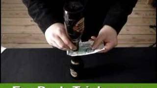 Banknote Bet! - fast on the draw