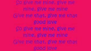 MARY J. BLIGE FT TI. GOOD LOVE WITH ONSCREEN LYRICS