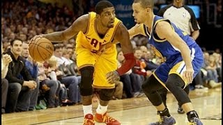 Duel: Stephen Curry vs. Kyrie Irving