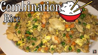 How to make combination Fried Rice