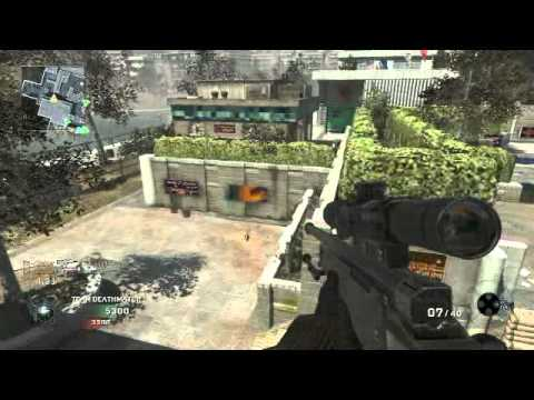 Black Ops - Quick Scoping Clips