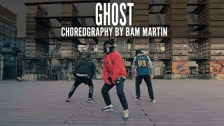 "Jaden Smith ""Ghost"" Choreography by Bam Martin"
