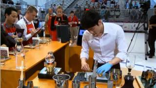2013 World Barista Championship Semi Final Jinkyu KIM