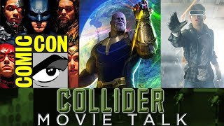 Justice League, Infinity War, and Comic Con 2017 Recap and Review: - Collider Movie Talk