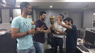 भारत की जीत का नागिन डांस | Sports Tak