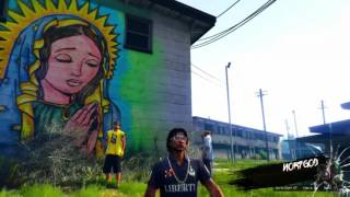 GTA V music video Rich homie quan- Gamble