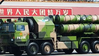 China to Deploy World's Longest Range Nuclear Missile in 2016
