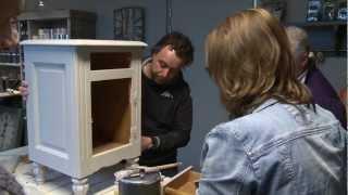 Mia Colore workshop meubels pimpen