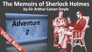 Adventure 02 - The Memoirs of Sherlock Holmes by Sir Arthur Conan Doyle