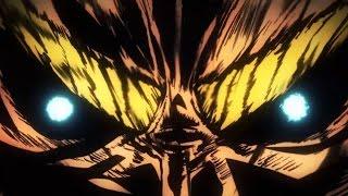 My Hero Academia English Dub - All-Might vs. Noumu