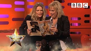 Has Jennifer Saunders done a porn film? - The Graham Norton Show: Series 14 Episode 3 - BBC One