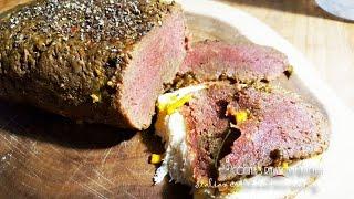 VEGAN CORNED BEEF - RED SEITAN RECIPIE - vegan roast beef |  | Connie
