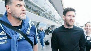 El masajista de la Selección contó que final le dolió más a Messi
