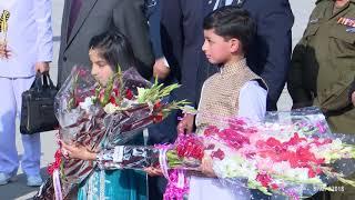 Kedatangan Presiden RI dan Rombongan di Republik Islam Pakistan, Islamabad