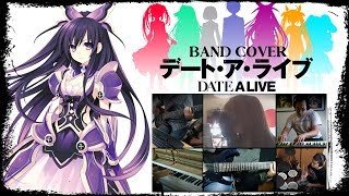 【Date A Live OP】 Date A Live 【コラボしました】 Band Cover
