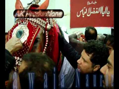 nisar haveli Exclusive 10 muharram 16 Dec 2010 1432 baramdagi Zuljanah Mochi gate lahore
