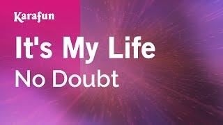 Karaoke It's My Life - No Doubt *