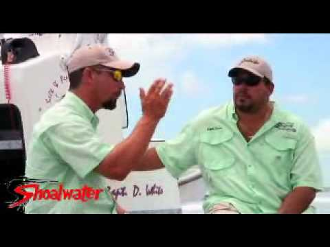 Shoalwater Boats interview about shallow draft bay boats