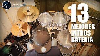 13 Mejores Intros de BATERIA | Best Drum Intros