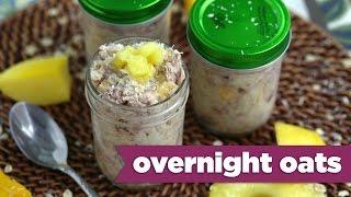 Tropical Overnight Oats! Bonus Episode! - Mind Over Munch
