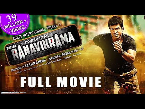 Download RANAVIKRAMA Full  Movie in HD Hindi dubbed with English Subtitle