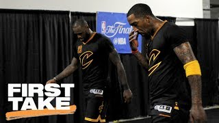 Where Do The Cavaliers Go From Here? | First Take | June 30, 2017