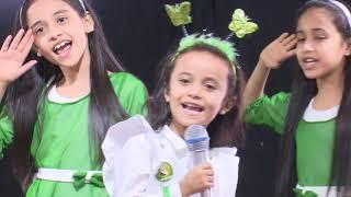 قناة اطفال ومواهب الفضائية حفل اليوم الوطني في البنون لاند اليوم 1