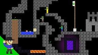 MarioCraft - Mario and Wolfie