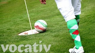 "The ""Sport"" FootGolf Just Crowned A European Champion"