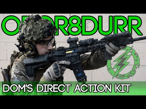 Amped Opor8durr - Dom's Direct Action Kit