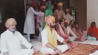 Shahid Kapoor & Mira Rajput's GURDWARA WEDDING