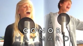 Conor Maynard Covers (ft.Lily Springall) | Toni Braxton - Yesterday