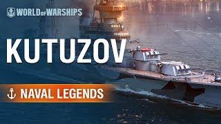 [World of Warships] Naval Legends: Kutuzov