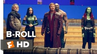 Guardians of the Galaxy Vol. 2 B-Roll 1 (2017) | Movieclips Coming Soon