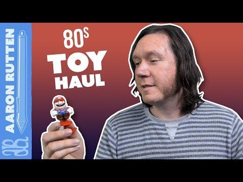80's Toy Haul - #ThriftStoreScore